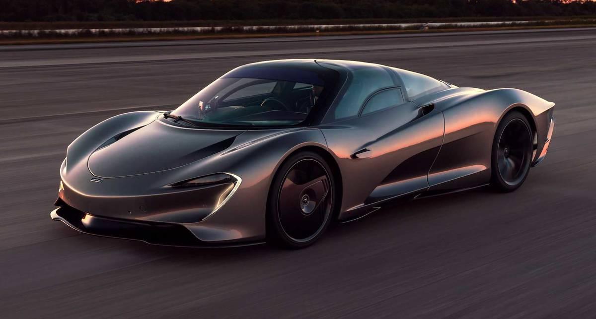 McLaren Speedtail и Ко: 10 самых мощных гибридных авто в мире
