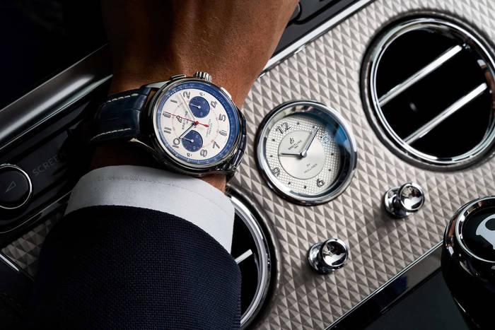 Breitling Premier Bentley Mulliner Limited Edition — юбилейные часы, построенные в честь 17-летия сотрудничества брендов