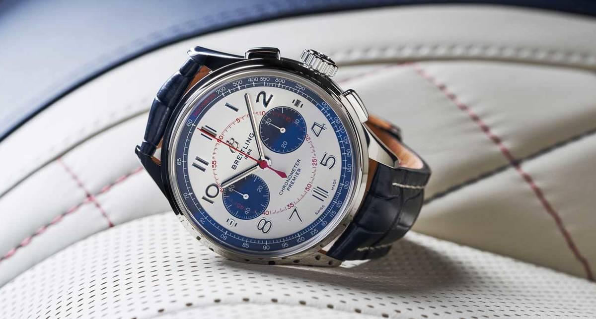 Время Bentley: новый хронометр Breitling Premier Bentley Mulliner Limited Edition