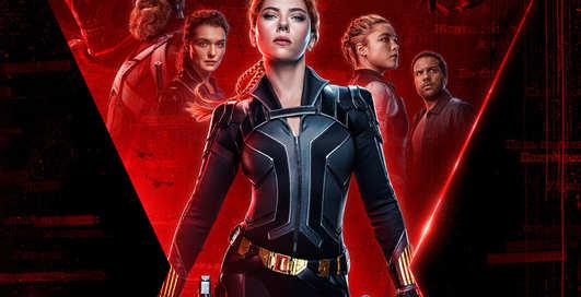 """Привет от Marvel: финальный трейлер """"Черной Вдовы"""""""