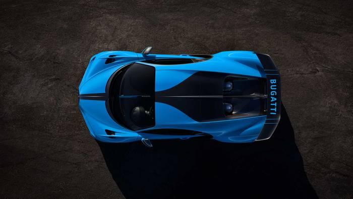 Bugatti Chiron Pur Sport 2020 — вершина динамики движения BUGATTI