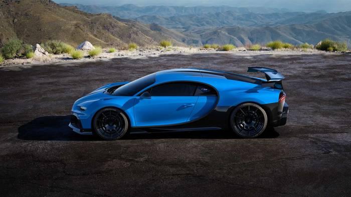 Bugatti Chiron Pur Sport 2020 — расширению границ возможного в автомобилестроении