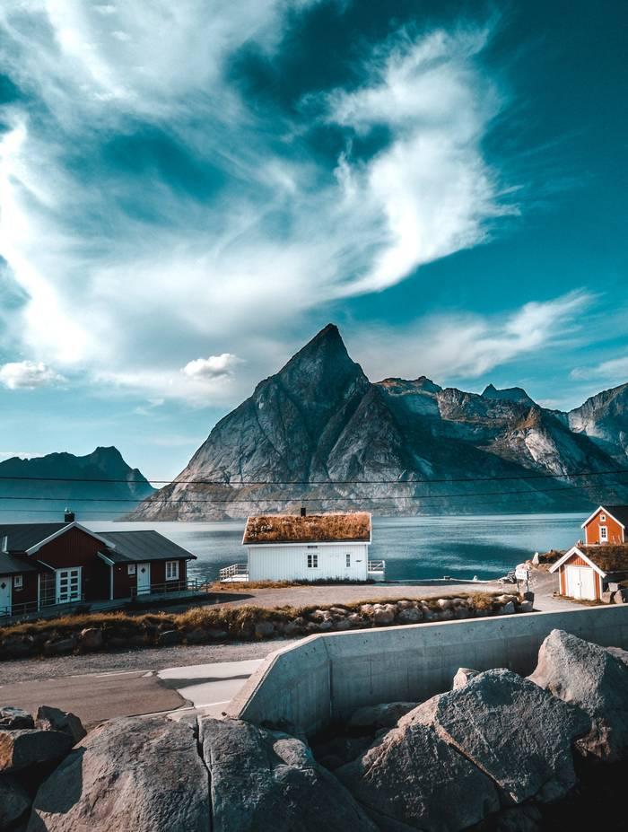 Норвегия. Средняя продолжительность жизни - 83 года