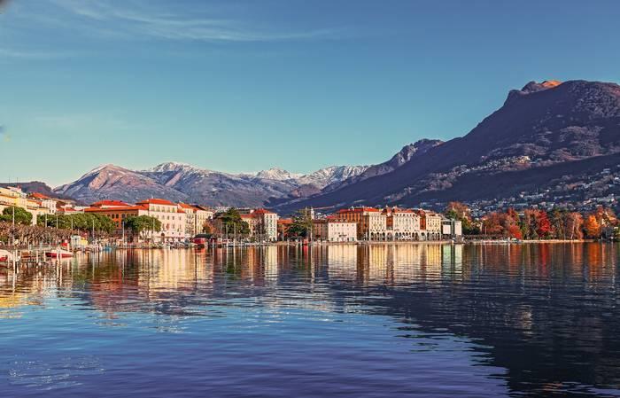 Швейцария — это альпийские луга, высокие горы и чистейший воздух