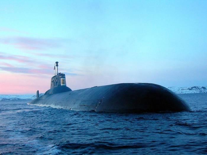 """Проект 941 """"Акула"""" — одни из самых феноменальных подводных лодок СССР"""