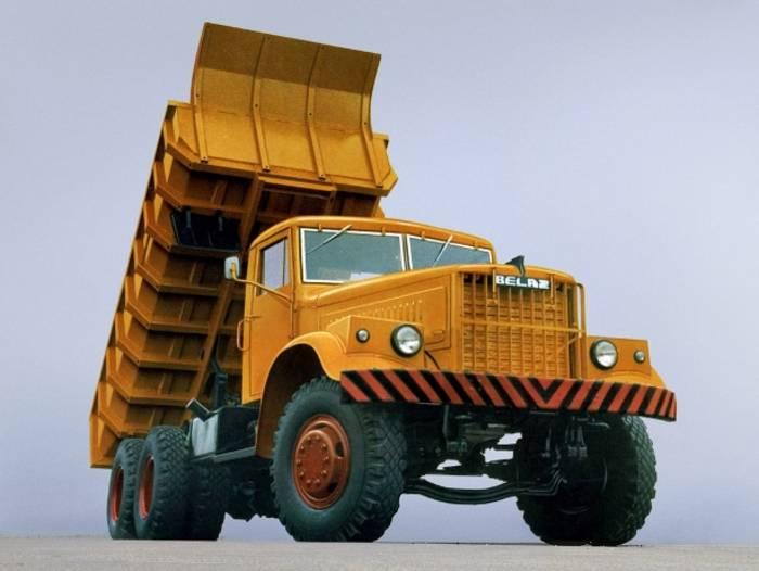 1967 год, BelAZ-256B