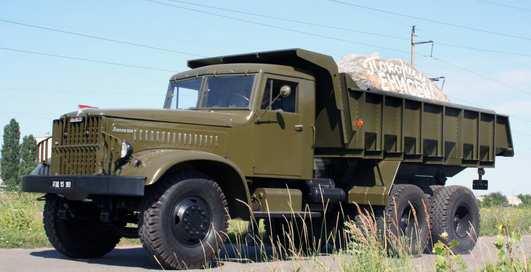 Незаменимый КрАЗ: необычные грузовики Кременчугского завода