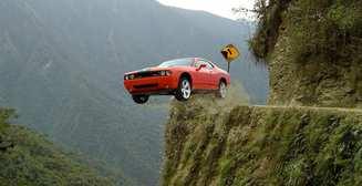 Вот, новый поворот: 9 самых опасных автодорог в мире