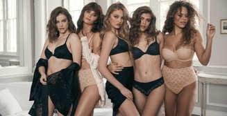 """Мое тело: революционная кампания Victoria's Secret с Хеленой Кристенсен и """"ангелами"""""""