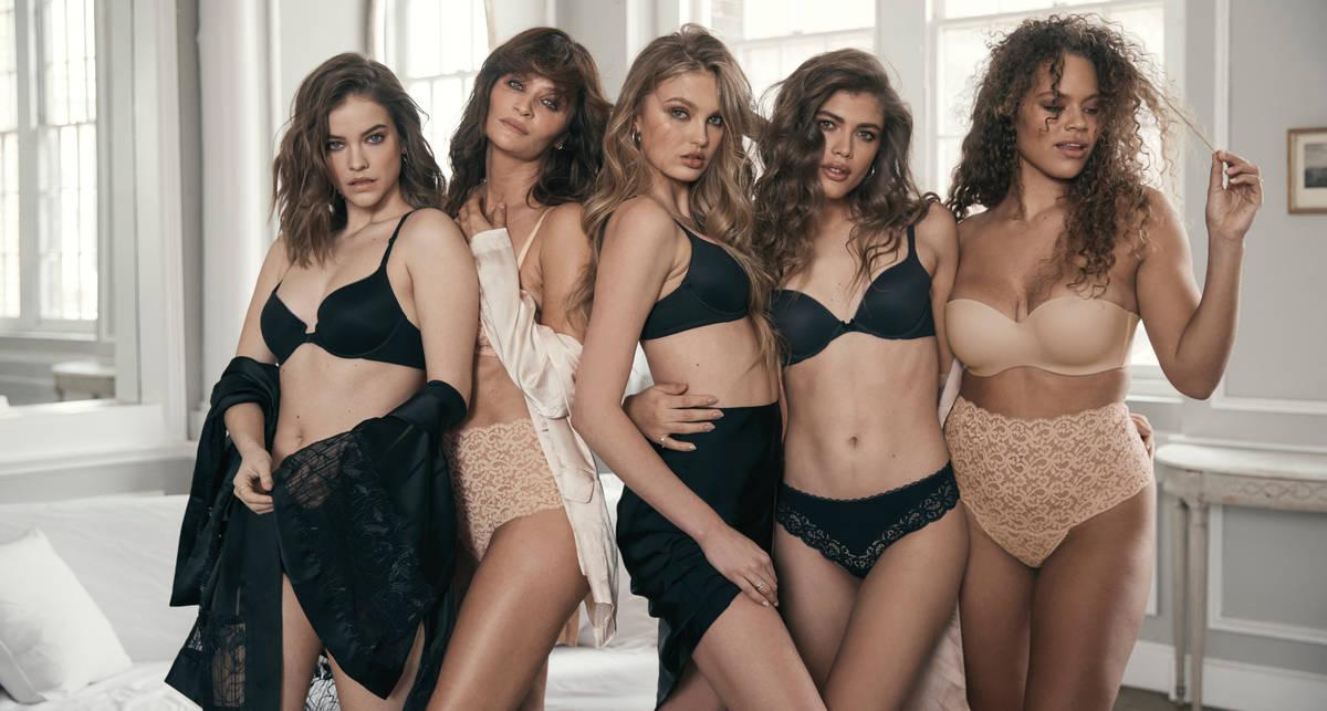 Мое тело: революционная кампания Victoria's Secret с Хеленой Кристенсен и