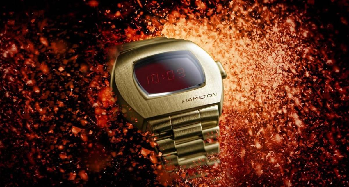 Возврат к истокам: электронные часы Hamilton PSR как символ 70-х