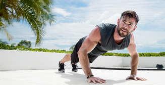Как закалялся Тор: тренировки Криса Хемсворта с собственным весом