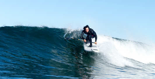SUP‑серфинг и плоггинг: 5 мужских антистресс-хобби