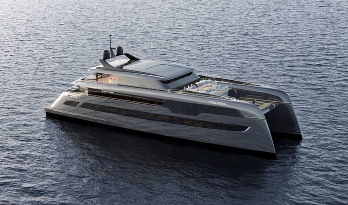 49M Sunreef Power — огромная лодка со множеством развлечений