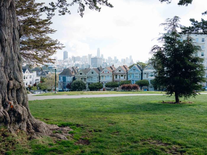 Сан-Франциско. Жителям Калифорнии было приказано оставаться дома