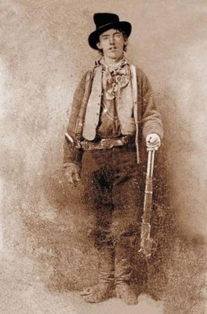 Форт Самнер из Нью-Мексико: «Билли Кид» ($2,3 млн.)