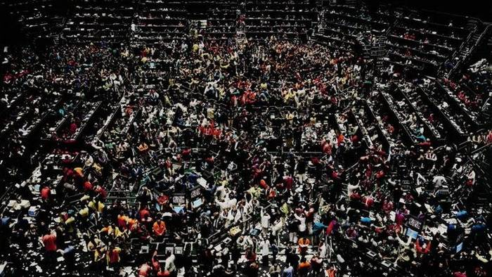 Андреас Гурски: «Чикагская торговая палата — III» ($2.35 млн.)