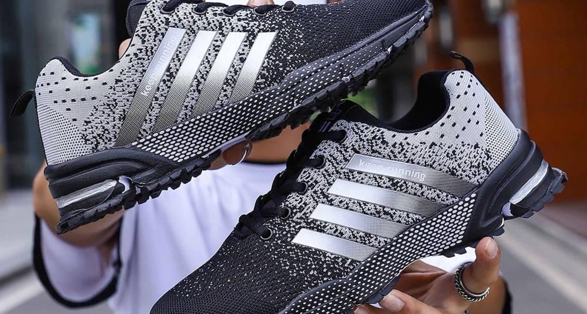 Черные, белые, цветные: модные кроссовки весны 2020