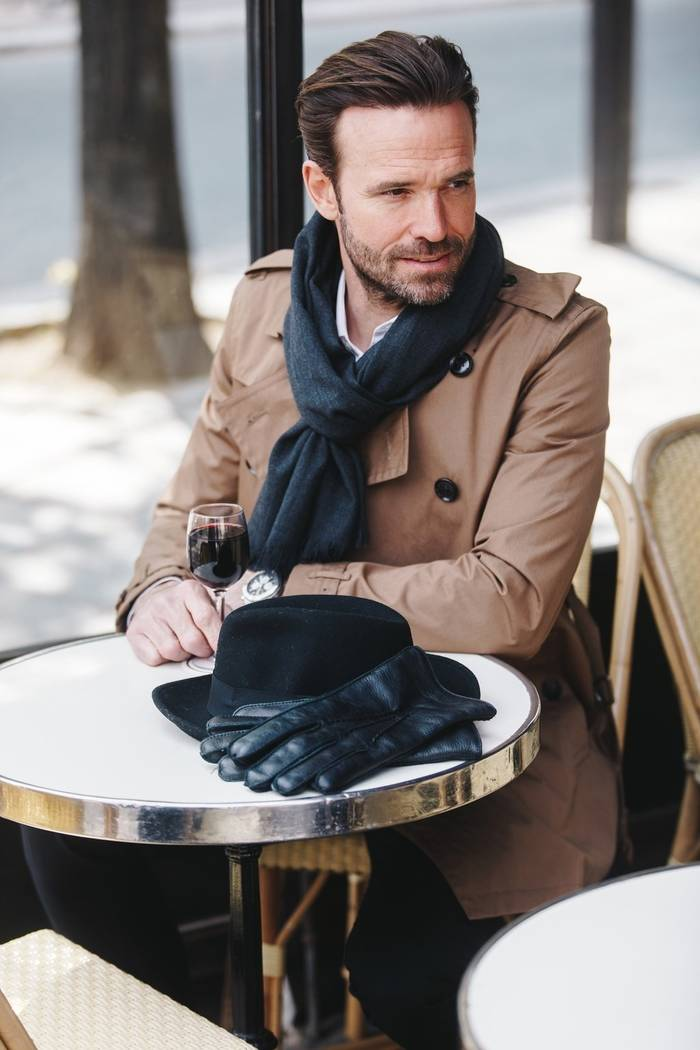 Помни: шарф — не только для согрева. Также он выполняет декоративную функцию