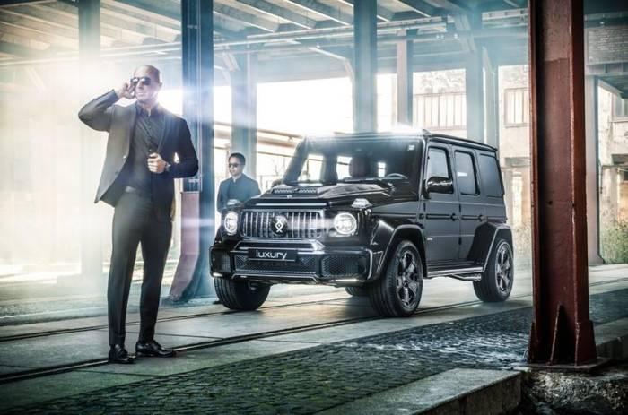 Mercedes-Benz G-Class Invicto не прострелить из АК — но только на расстоянии 10+ метров