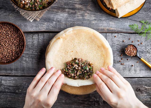 3 блюда из гречки, о которых ты точно не знал