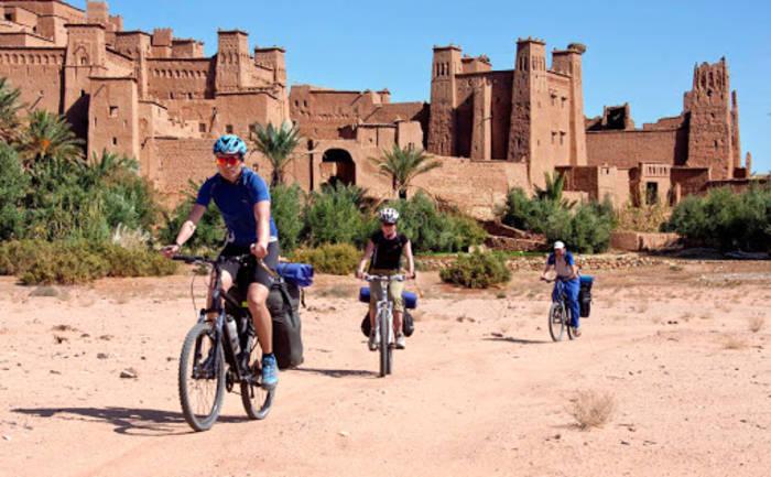Велосипедный тур по Марокко — для выносливых, способных выдерживать жару и подниматься в гору