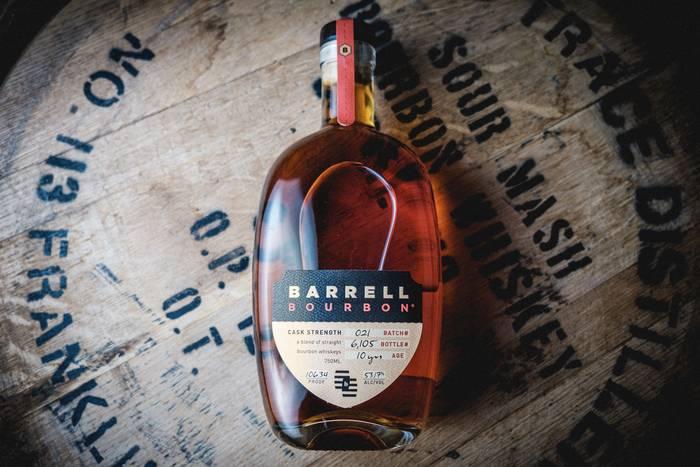 Barrell Bourbon Batch 021. Получил гран-при на ежегодной выставке спиртных напитков