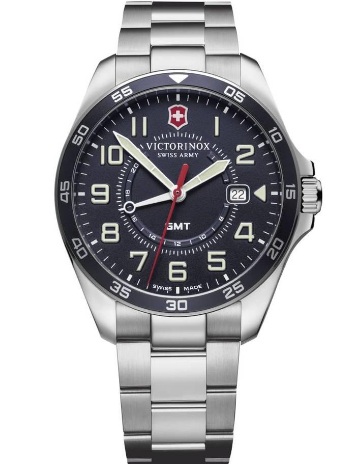 Victorinox FieldForce GMT — эксклюзивные мужские часы легендарного бренда