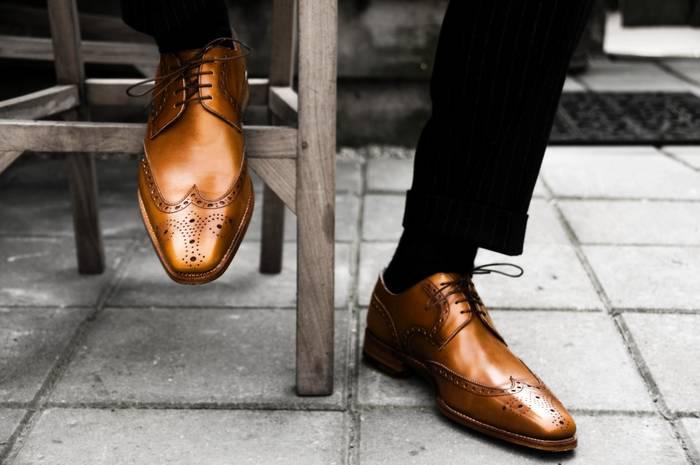Стильные мужские туфли — must have гардероба каждого мужчины