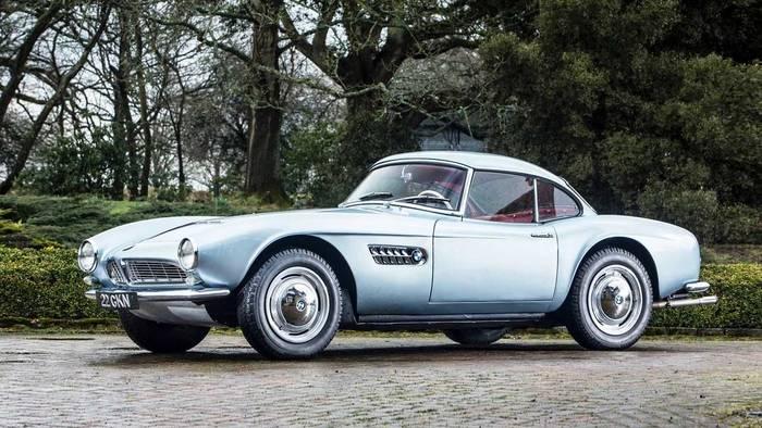 BMW 507 (1957) - 4 194 422 евро