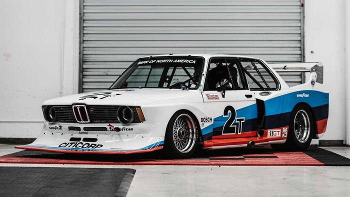 BMW 320i Turbo IMSA (1978) - 677 000 евро