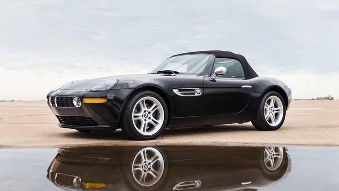 BMW Z8 (2003) - 407 000 евро