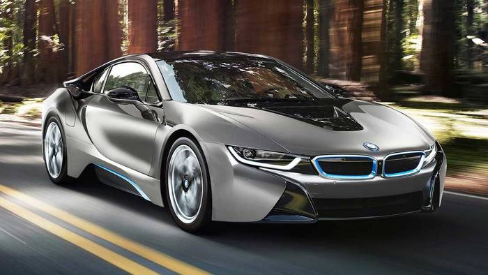 BMW i8 Concours d'Elegance Edition (2014) - 764 000 евро