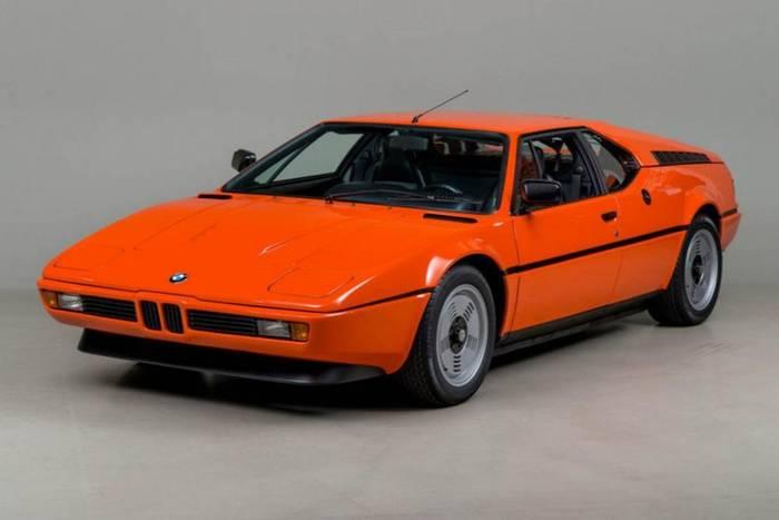 BMW M1 (1981) - 550 901 евро