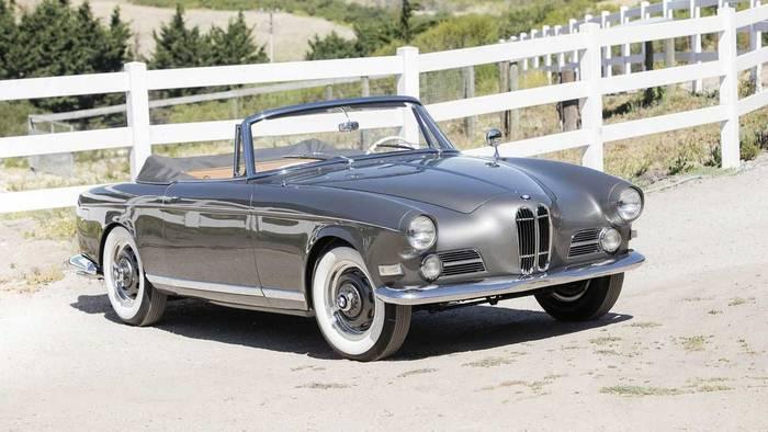 BMW 503 Cabriolet (1957) - 530 868 евро