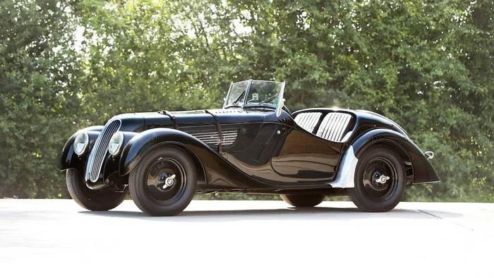 BMW 328 Roadster (1937) - 901 475 евро