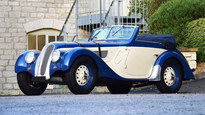 BMW 328 Cabriolet (1938) - 500 640 евро