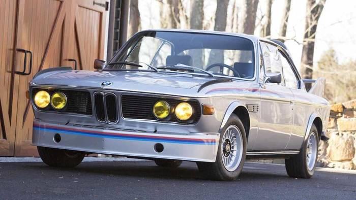BMW 3.0 CSL «Бэтмобиль» (1973) - 310 580 евро