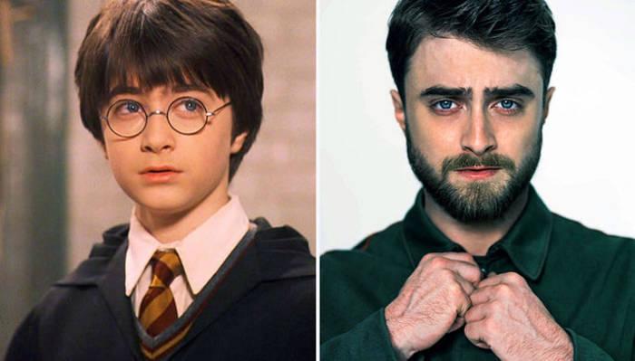 Дэниел Рэдклифф до сих пор благодарен роли Гарри Поттера