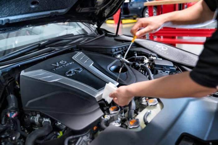 Помой двигатель - подготовь авто к весне!