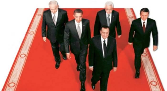 Хосни Мубарак. Первым шел не он