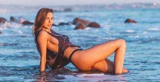 Красотка дня: калифорнийская модель Коллин Коул