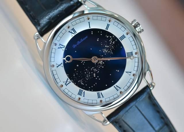 Галактика на запястье: титановые часы De Bethune DB25 Starry Varius