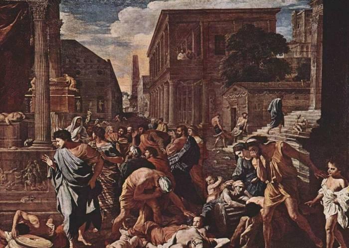 Римская империя пала. Не последнюю роль в этом сыграли в том числе и эпидемии