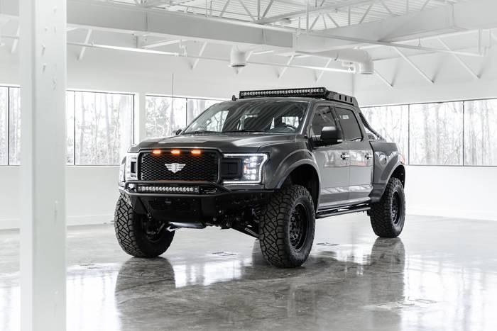 Mil-Spec Automotive Ford F-150. Теперь мощностью 500 л.с.