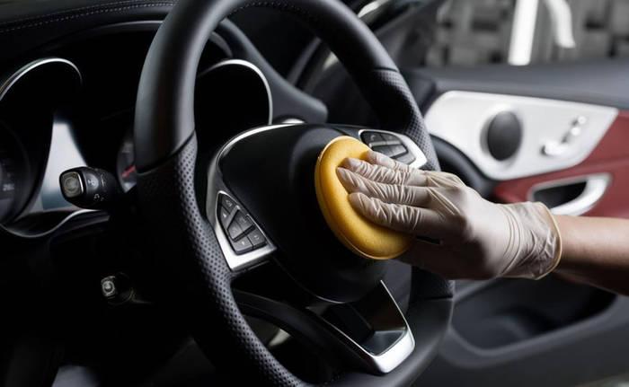 Вне зависимости от эпидемии всегда содержи руль идеально чистым