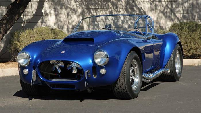 Shelby Cobra 427 Super Snake (1966)