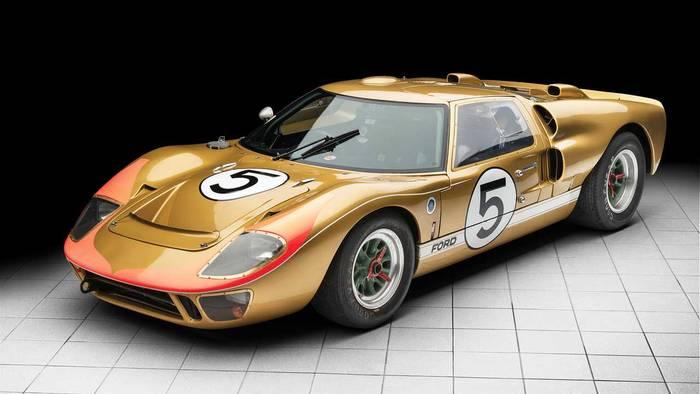 Ford GT40 Mk II (1966)