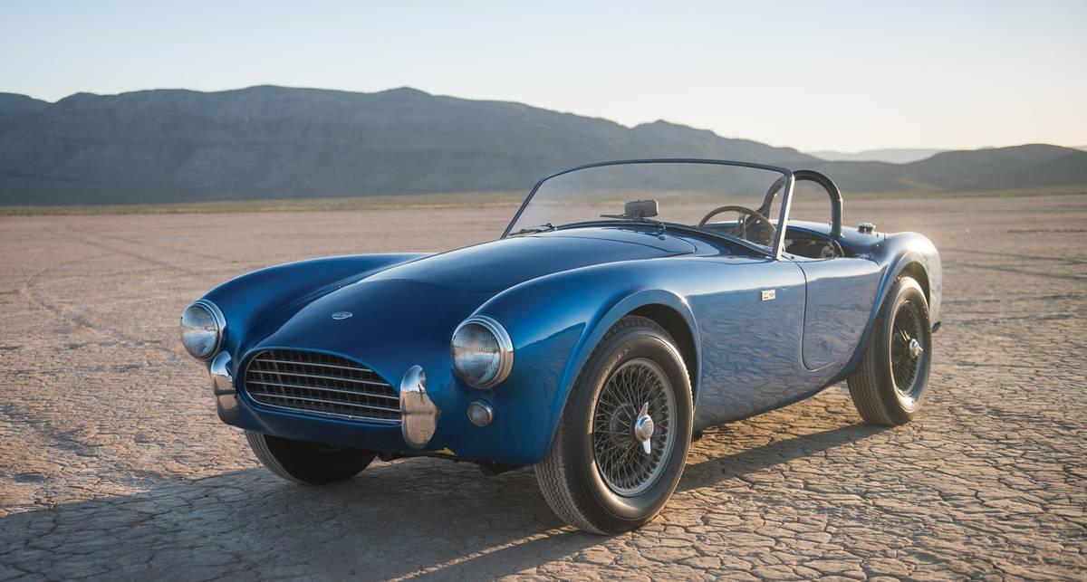 Маслкары и дорожные шедевры: 10 самых дорогих и редких авто Ford