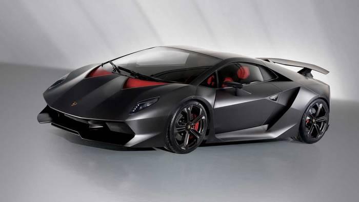 Lamborghini Sesto Elemento. Назван в честь номера углерода в таблице Менделеева
